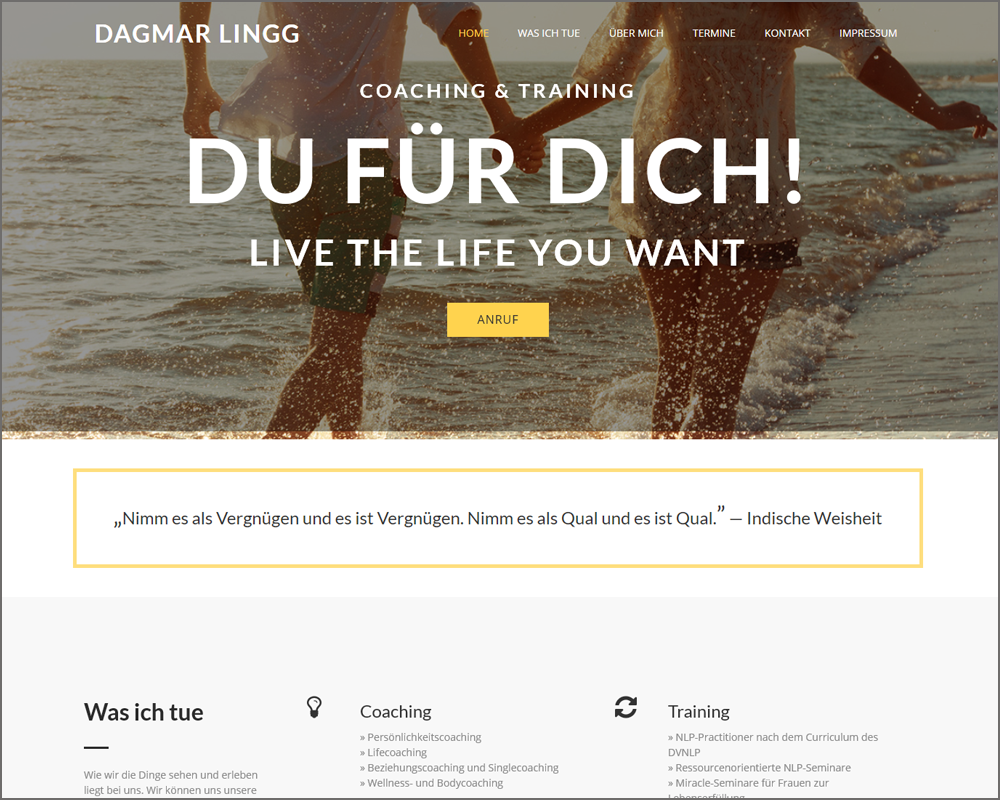 Referenz mt.media dagmar-lingg-coaching.de
