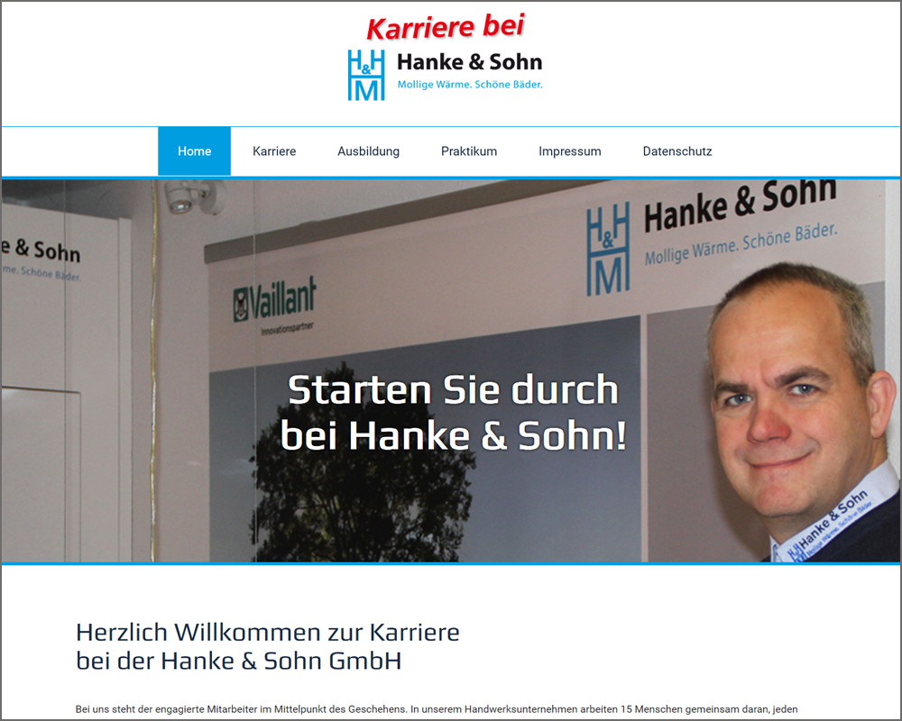 Referenz mt.media karriere-hanke-sohn.de