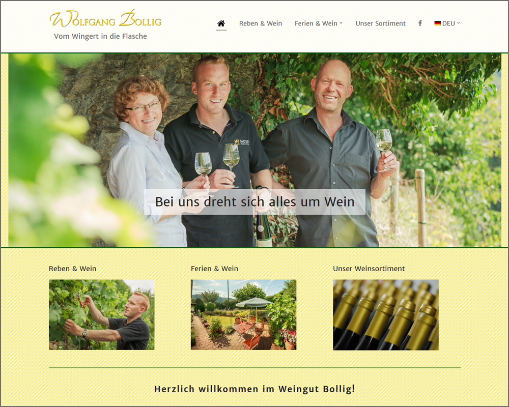 Referenz mt.media weingut-bollig.de